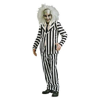 Rubie's Official Beetlejucie Adults / Mens Fancy Dress Halloween Costume