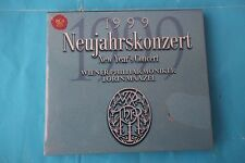 1999 NEUJAHRSKONZERT NEW YEAR'S CONCERT LORIN MAAZEL  RCA RED SPECIAL NEW SEALED
