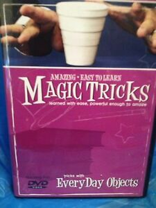 Amazing-Easy-to-Learn-Magic-Tricks-Tricks-With-Everyday-Objects-Magic-DVD