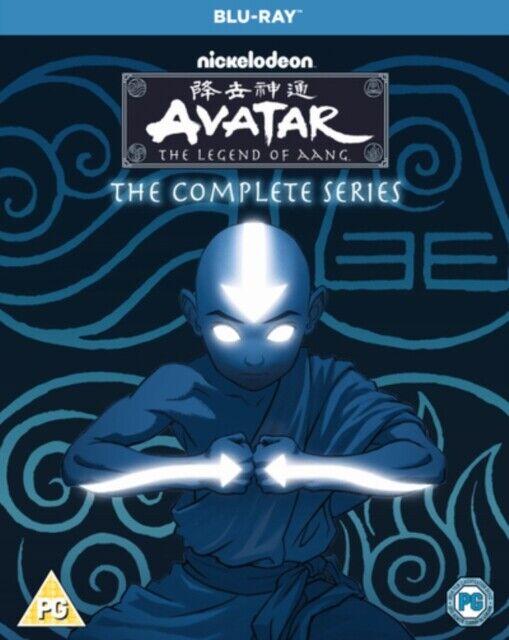 Nuevo Avatar - The Last Airbender Serie 1 a 3 Blu-Ray (8315973)