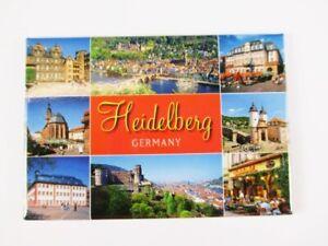 Heidelberg-Schloss-Sights-Fridge-Foto-Magnet-Germany-Deutschland-Reise-Souvenir