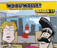 Ützwurst & Osterwelle Wo du wolle? (2002) [Maxi-CD]