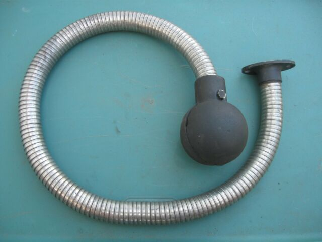 MAYTAG MODEL 92 and early 72 twin MUFFLER, FLANGE and HOSE 34