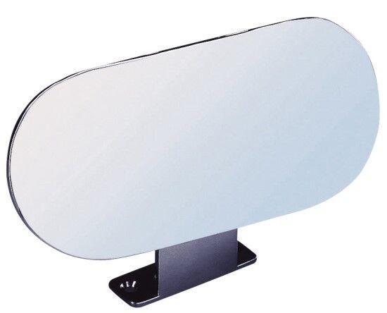 80 mm Wasserski Bootsspiegel Universal Klassischer Rückspiegel 180