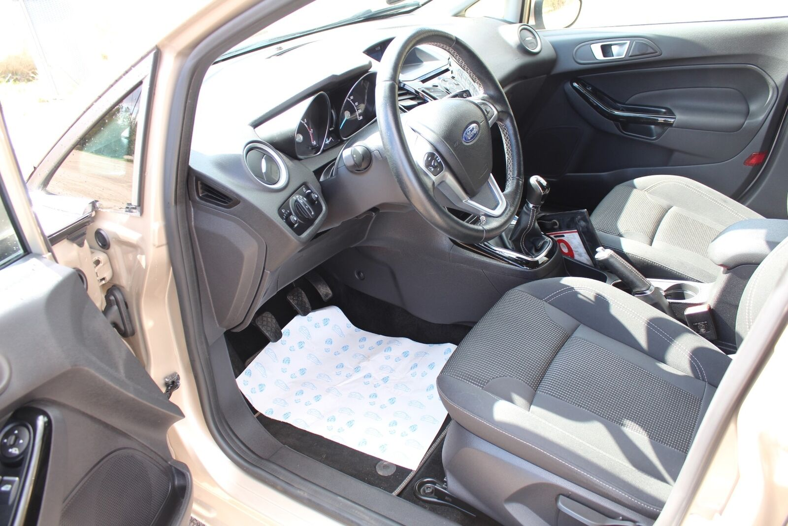 Ford Fiesta 1,0 SCTi 100 Titanium - billede 7