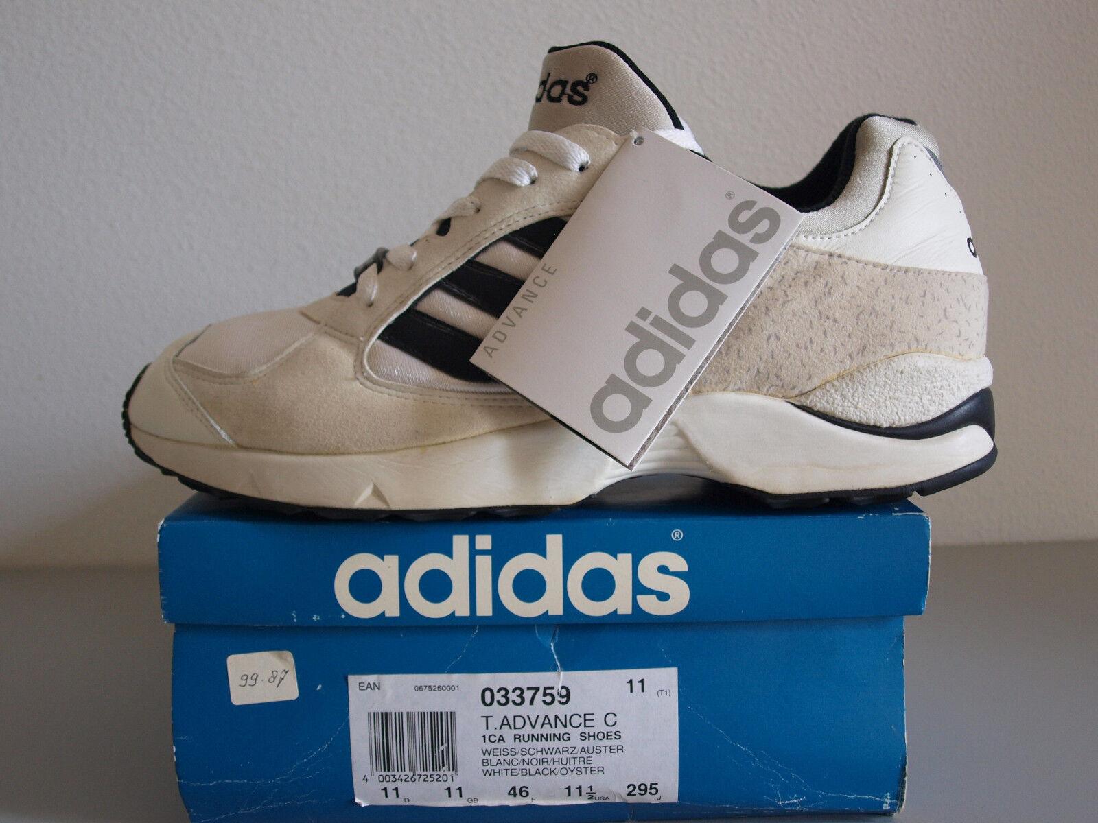 Adidas Torsion Advance C 1994 US 11.511 Vintage Worn Original Box Rare OG