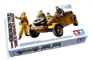 Tamiya-Military-Model-1-35-RAMCKE-PARACHUTE-BRIGADE-Scale-Hobby-35304