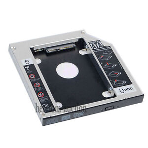 Details about SATA 2nd Hard Drive HDD SSD Tray Caddy for Dell Inspiron 15  5000 5555 5558 5559