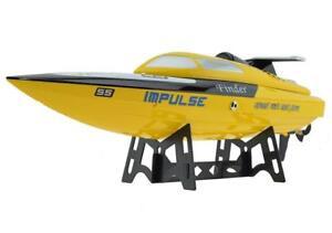 Motoscafo-Radiocomandato-Wl-Toys-WL912-Tiger-Shark-2-4-Ghz-Monomotore-con-Servo