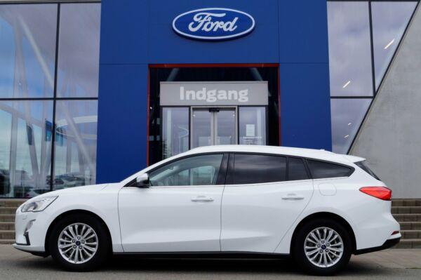 Ford Focus 1,0 EcoBoost Titanium stc. aut. - billede 2