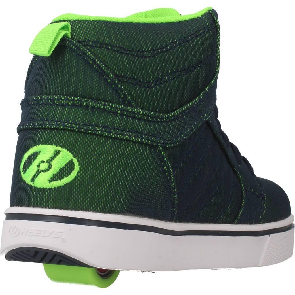 Heelys Uptown Kids Wheelie Wheelie Kids Trainers Boys Hi Top Roller Skate Schuhes CLEARANCE 2aeab2