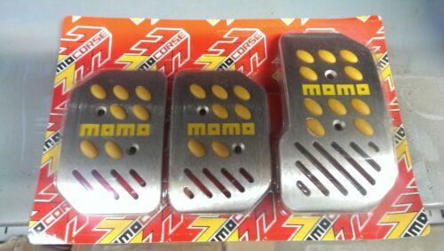 Momo Pedals superturismo yellow