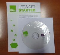 H&r Block 2015 Deluxe + State Tax Software - Pc/mac Disc