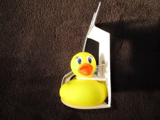 BABY SHOWER GIFT Munchkin Safety Bath Yellow Duck w// White Hot Alert; 0M