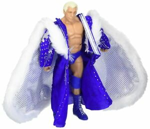 WWE-DXJ48-Defining-Moments-Mattel-Ric-Flair-Wrestling-Figure-New-Sealed