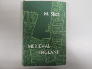 Acceptable  Medieval England A social and economic history  Slack Margaret 1 - Ammanford, United Kingdom - Acceptable  Medieval England A social and economic history  Slack Margaret 1 - Ammanford, United Kingdom