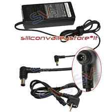 Alimentatore VGP-AC19V13 Sony Vaio VGN-SZ260P/C, VGN-SZ270, VGN-SZ270P
