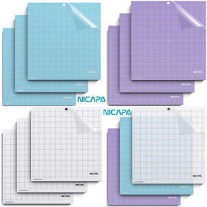 Nicapa-Cutting-Mat-for-Silhouette-Cameo-Vinyl-Crafting-Variety-Adhesive-Grid-12-034
