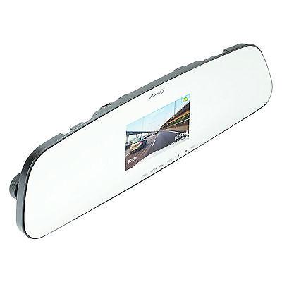 Mio MiVue R30 Mirror Dash Cam Camera with Lane Departure Warning