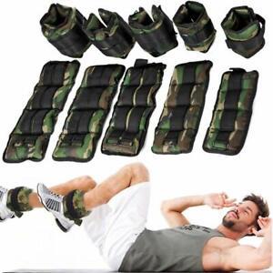 Coppia-pesi-caviglie-polsi-cavigliere-allenamento-e-resistenza-da-0-5-a-6-Kg