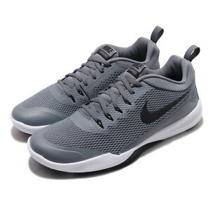 f62cceee35f Nike Legend Trainer Grey Black White Men Cross Training Shoes ...