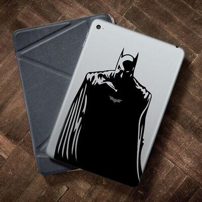 Batman Apple Ipad Decalcomania Sticker Si Adatta Ipad Mini, Ipad Air & Ipad Modelli Pro-mostra Il Titolo Originale Facile Da Riparare
