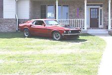 1969 Ford Mustang EFI Fastback
