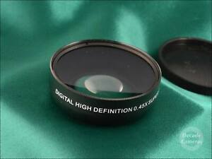 53mm-Screw-Digital-High-Definition-0-45x-Wide-Angle-Adapter-VGC-9620