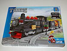 Ausini TRAINS Set #25812 Building Block Toy 586pcs city classic (lego compatible