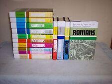 D MARTYN LLOYD JONES - COMMENTARY on ROMANS / 14 Vol NEW DJs BANNER of TRUTH