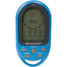 Celestron TrekGuide Lite Digital Compass Blue,In London