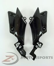 2003-2005 R6 2006-2009 R6S Side Mid Trim Panel Fairing Cowl 100% Carbon Fiber