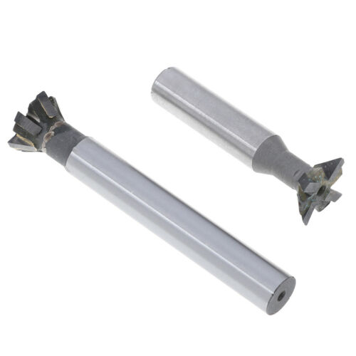"""45° degree HSS dovetail cutter milling high speed steel~tool BH 20mm3//4/"""" X 60°"""