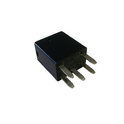 5X 12v 5 Pin Micro Relay SPDT 35//20 amp  ISO 280 Automotive Relays 5 Pack