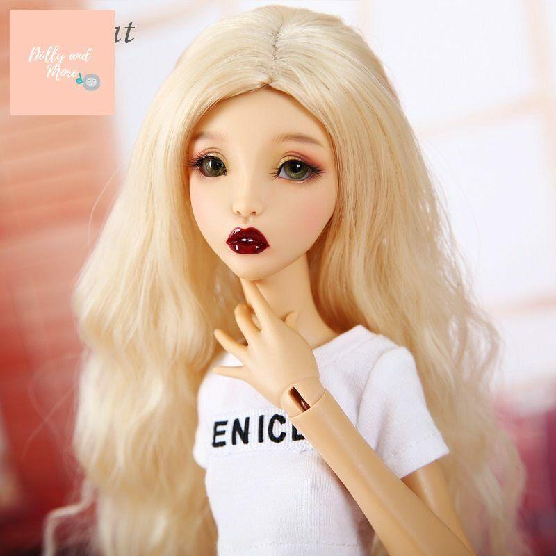nuovo Arrival BJD bambolas 1  4 Lillycat Ellana Luna corpo Resin cifras MSD Naked giocattolo  negozi al dettaglio