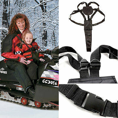 2FastMoto Child Harness Snowmobile Passenger Strap Youth Rider Kids Arctic  Cat | eBay