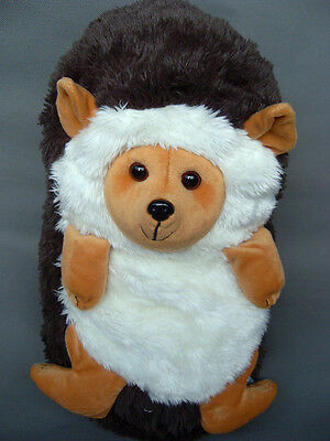 "Jay At Play Hideaway Pets Hedgehog 15"" Foldable Stuffed Animal Plush Toy"