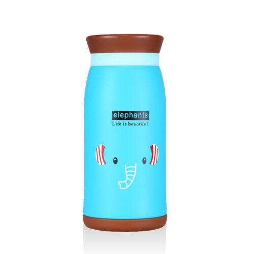Cartoon Animal Vacuum Cup Child Thermos Flask Cute Original Ladies Water Glass