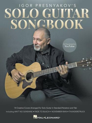 Igor Presnyakov/'s Solo Guitar Songbook 264330