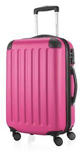 Hauptstadtkoffer-Spree-49l-pink-Handgepaeck-Reisekoffer-Bordcase-Trolley-Koffer