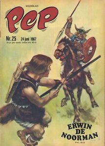 PEP-1967-nr-25-ERWIN-COVER-H-G-KRESSE-BATMAN-FLASH-GORDON-TT-ASSEN-CATS