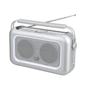 Bush-TR2003SIL-DAB-FM-Radio-Choice-of-Grey-amp-Blue-OR-Cream-amp-Brown-too