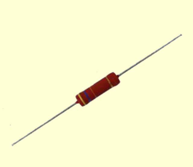 10 pcs. Widerstand Power Metal VISHAY PR03 1R2 1,2R 3W 5% Ø5,2x19,5mm 250ppm #BP
