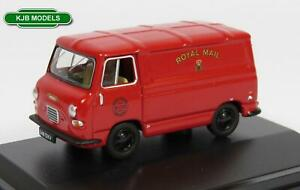 BNIB-OO-GAUGE-OXFORD-DIECAST-1-76-76J4001-MORRIS-J4-VAN-ROYAL-MAIL
