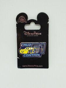 Disney-Pixar-Cars-3-Cruz-Ramirez-Cruz-Control-Pin