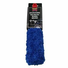 Kent Microfibre /'/'No Metal/'/' Alloy Wheel Brush CDU Of 4 O4334CDU