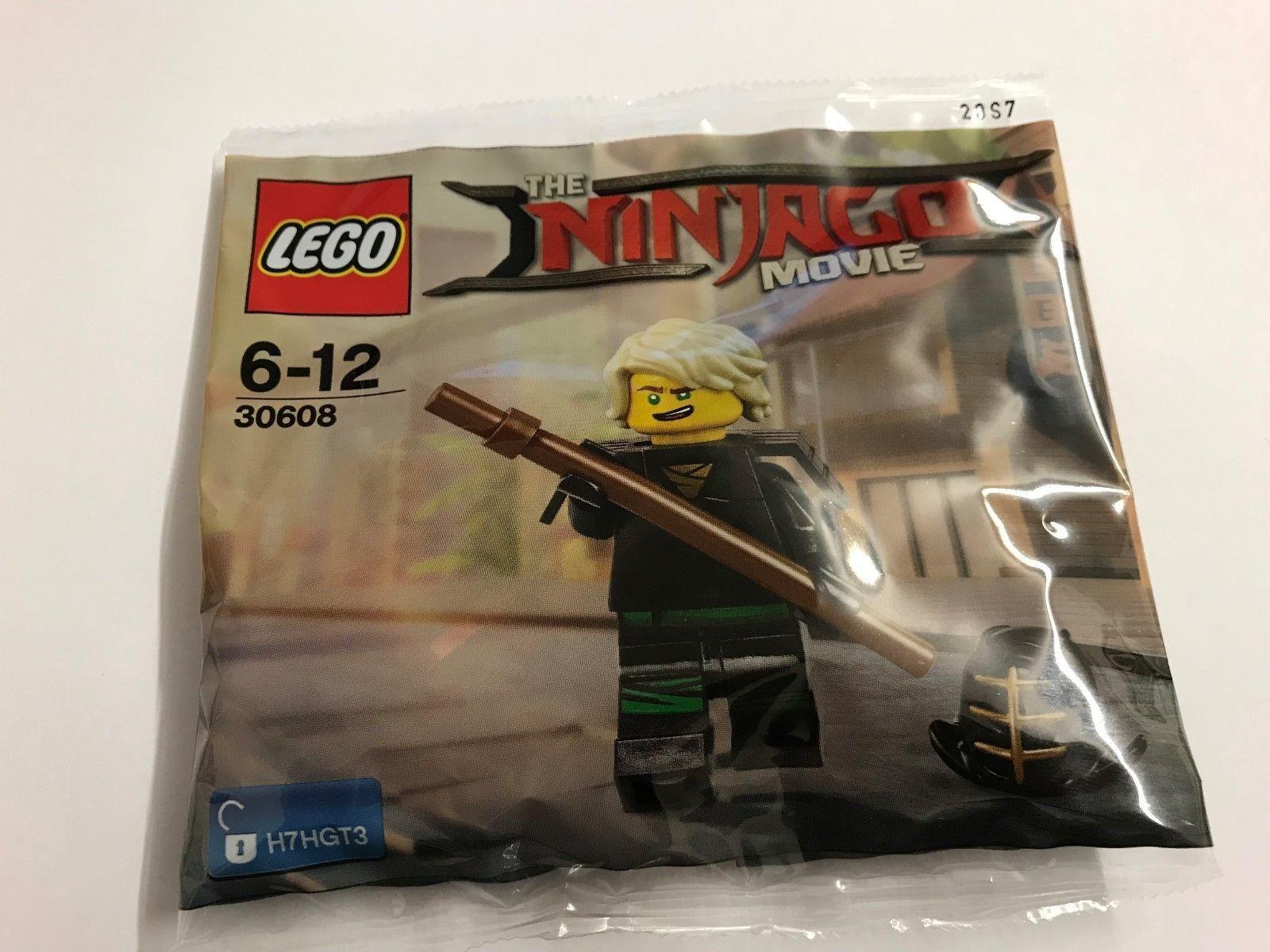 Lego Ninjago Lloyd figurine 30608 LEGO Fête Sac Remplissage Anniversaire Faveurs Anniversaire Remplissage  s 991db0