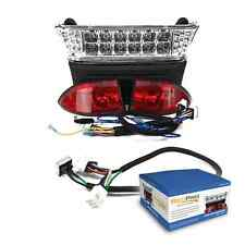 Club Car Precedent GAS Golf Cart ALL LED Light Kit Headlights & Taillights 04-08
