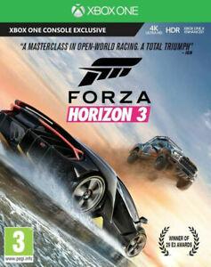 Forza-Horizon-3-XBOX-ONE-NUOVO-SIGILLATO-spedizione-lo-stesso-giorno