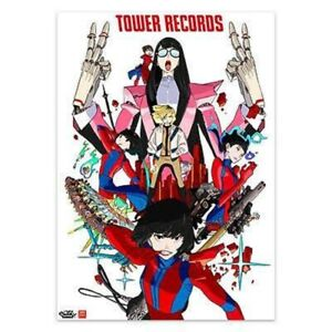 TOWER-RECORDS-2020-limited-B2-size-poster-sushio-design-trriger-bisH